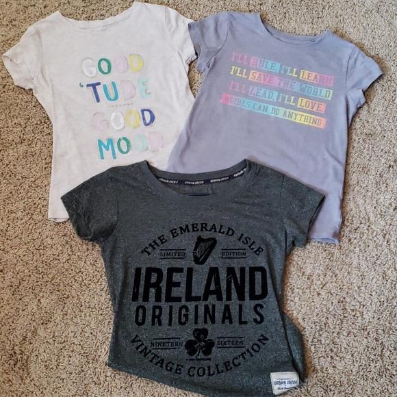 Mish Boys Size  24 month Royal short sleeve tee Shirt
